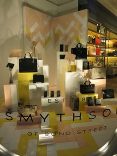 Smythson, London | The VM Space