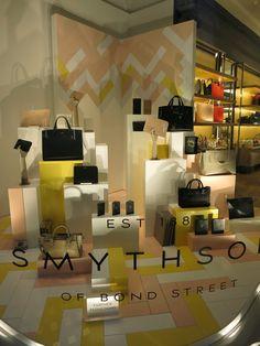 "SMYTHSON,London, ""Architectural Pattern"", pinned by Ton van der Veer"