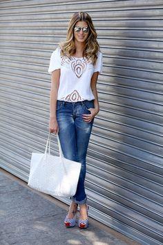 anna-fasano-carmens-steffens-jeans e blusa branca