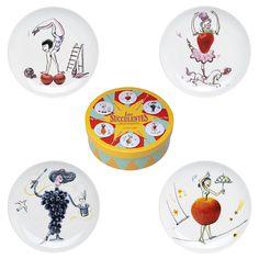 Cadeau idéal pour une maman Assiette Design, Cadeau Design, Decorative Plates, Tableware, Home Decor, Mom, Gift Ideas, Dinnerware, Decoration Home