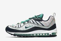 "Nike Air Max 98 ""Tidal Wave"" - EU Kicks: Sneaker Magazine"