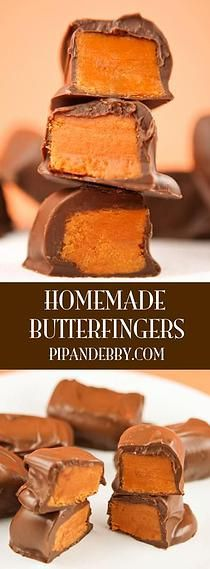 Kaila's Place|Homemade Butterfingers
