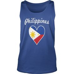 Philippines Flag Heart - Mens Muscle T-Shirt  #gift #ideas #Popular #Everything #Videos #Shop #Animals #pets #Architecture #Art #Cars #motorcycles #Celebrities #DIY #crafts #Design #Education #Entertainment #Food #drink #Gardening #Geek #Hair #beauty #Health #fitness #History #Holidays #events #Home decor #Humor #Illustrations #posters #Kids #parenting #Men #Outdoors #Photography #Products #Quotes #Science #nature #Sports #Tattoos #Technology #Travel #Weddings #Women