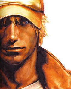 King of Fighters: Terry Bogard