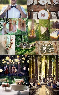 Wedding Outside on Pinterest | 31 Pins