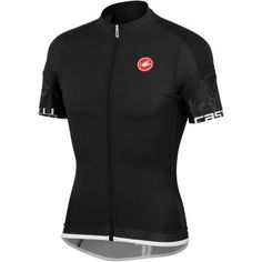 527925a7b Castelli Entrata Full-Zip Jersey - ShortSleeve - Men s - Men s When you re  out training