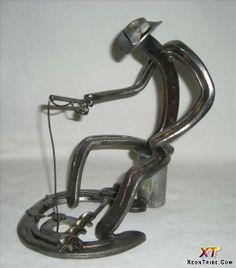 Horseshoe Art Ideas | Cowboy Horseshoe Art Ideas Ehowcom Pictures