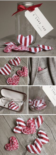 I love the idea of putting these around the house on V-day for the kids to find.
