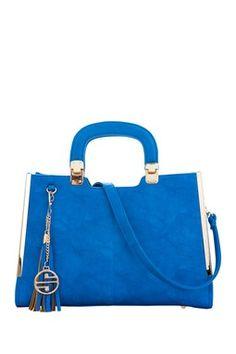 Tassel Key Chain Handbag