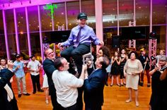 Nothing like a little tradition! #TheHora @Graceology @High Museum of Art  #LethalRhythms #AtlantaDJ #AtlantaEvents #AtlantaMitzvah #BarMitzvah