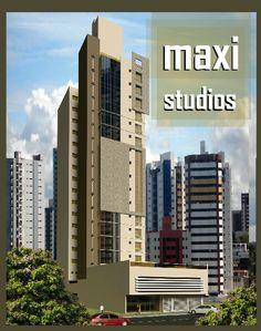 Edifício Maxi Studios. Rua Barão do Rio Branco, 573, Centro, Curitiba - Paraná. www.valorrealinvestimento.com.br/