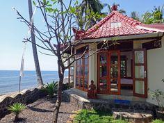 Cottage on the north coast of Bali
