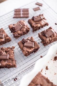HERSHEY'S Chocolate Lovers Brownie Recipe -