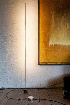 Light Stick Terra - LED floor lamp by Catellani & Smith   dieter horn