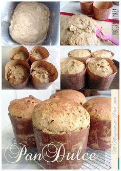 Receta de Pan dulce con panificadora                                                                                                                                                                                 More