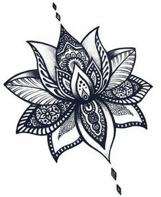 Mandalas con flor de loto: Significado y diseños para descargar