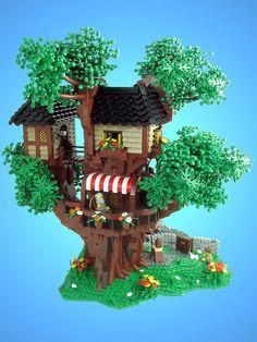 Mrs. Merples Treehouse | Flickr - Photo Sharing!