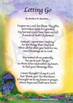 Prayers For Strength: Letting Go is a frame-able, custom mounted poem that fits any frame. Includes lavender envelope, a To:/From: label and a clear, protective cover. Prayer Scriptures, Bible Prayers, Faith Prayer, God Prayer, Power Of Prayer, Prayer Quotes, Spiritual Quotes, Faith Quotes, Serenity Prayer