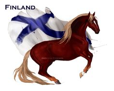 Horse Hetalia: Finland by Moon-illusion on deviantART