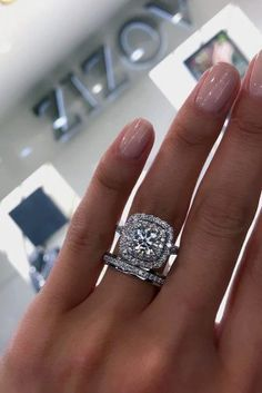Elegant Engagement And Wedding Ring Sets this Cheap Wedding Rings Sets For Him And Her Near Me Big Wedding Rings, Beautiful Wedding Rings, Wedding Rings Solitaire, Princess Cut Engagement Rings, Beautiful Engagement Rings, Wedding Rings Vintage, Wedding Rings For Women, Bridal Rings, Wedding Jewelry