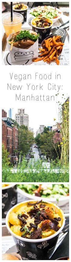 My Vibrant Kitchen | Vegan Food in New York City: Manhattan | http://myvibrantkitchen.com