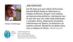"""""""Cuatro esquinines"""" - ISBN: 978-84-92964-53-6 © de los testos: Pepe Monteserín © de les ilustraciones: Job Sánchez © d'esta edición: Pintar-Pintar Editorial Editorial, Illustrations"""
