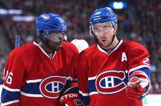 Josh Gorges signe une entente d'une saison avec le Canadien en juillet 2011, évitant ainsi l'arbitrage. L'année suivante, l'équipe lui accorde un contrat de six saisons évalué à de 3,9M$ par année. Durant l'été 2014, une clause de son contrat permet à Gorges de refuser un échange vers Toronto. Le 1er juillet 2014 il est échangé aux Sabres de Buffalo en retour d'un choix de 2e ronde au repêchage de la LNH de 2016 qui aura au lieu au First Niagara Center à Buffalo, son nouveau domicile.