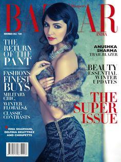 Anushka Sharma November 2012