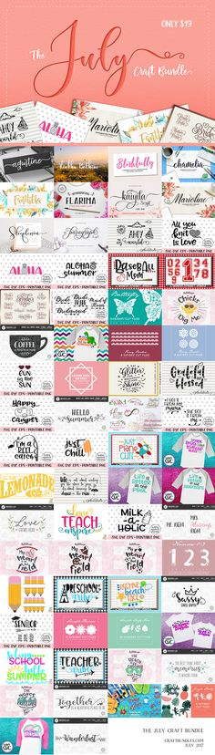July Craft Images /// Free Sewing machine Silhouette!!
