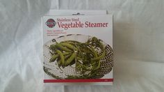 Norpro stainless steel vegetable steamer  | eBay