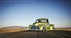 1949 Chevy pick-up!