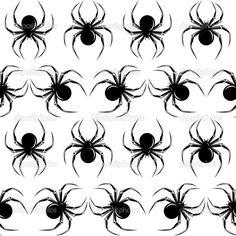 Картинки по запросу пауки на хэллоуин