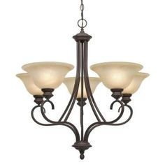 Buy the Golden Lighting RBZ Rubbed Bronze Direct. Shop for the Golden Lighting RBZ Rubbed Bronze 5 Light Single Tier Up Light Chandelier from the Lancaster Collection - 6 Foot Chain Included and save. Bronze Chandelier, 5 Light Chandelier, Chandelier Shades, Light Pendant, Lancaster, Residential Lighting, Traditional Lighting, Traditional Chandeliers, Progress Lighting