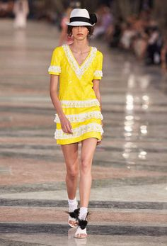 Ready-to-wear - Cruise 2016/17 - Look 86 - CHANEL