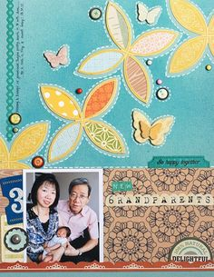 """scrapbooking ideas with grandparents 
