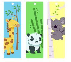 Cute Bookmarks For Kids | Kiddo Shelter