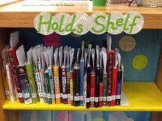 Holds Shelf