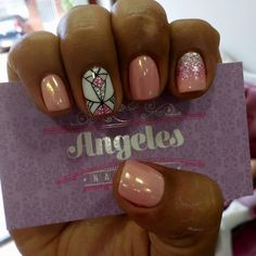 Publicación de Instagram de Ángeles nails spa • 20 de Jun de 2018 a las 8:21  UTC Shellac Nails, Pink Nails, Tribal Nails, Beauty Brushes, Nail Spa, Mani Pedi, How To Do Nails, Hair And Nails, Nail Art Designs