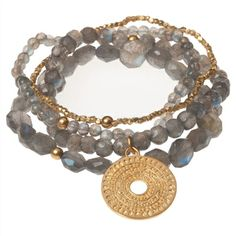 Awaken Bracelet Set || baronidesigns.com