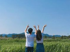 Imagen de couple, dating, and korean Couple Shots, Couple Posing, Korean Couple, Best Couple, Cute Relationship Goals, Cute Relationships, Travel Pose, Mode Ulzzang, Shadow Photos