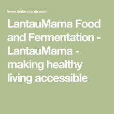 LantauMama Food and Fermentation - LantauMama - making healthy living accessible