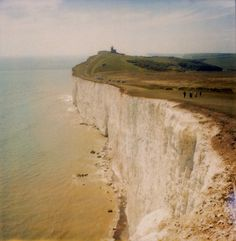 Beachy Head, Eastbourne, England.
