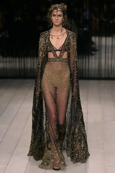 Alexander McQueen | Ready-to-Wear - Autumn 2016 | Look 34