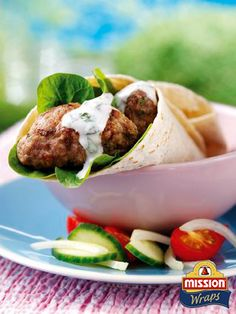 #missionwraps #wraps #food #inspiration #meal #healthy #meat #picnic #colors #summer #grill www.missionwraps.fr