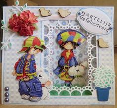 3d Cards, Marianne Design, Creations, Cards