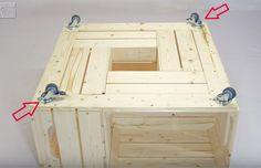 Aussi bien un objet de décoration d'un meuble fonctionnel, on voit ce genre de tables basses un peu partout sur internet et dans les magazines spécialisés. Voici une bonne idée pour décorer simplementvotre intérieur, même dans un petit appartement. Suivez les étapes pour vous créer une table design, pratique, et surtout: toute à vous. Il...