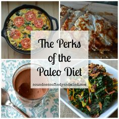 The Perks of the Paleo Diet |