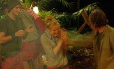 Dschungelcamp T 13: Winfried schlägt - die Heimat jault auf! » #ibes