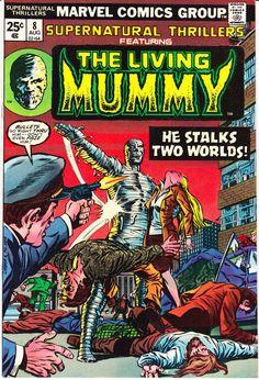 Supernatural Thrillers U-PICK ONE #9,10,12,13 or 14 1974 PRICED PER COMIC