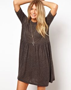 Easy breezy, super simple t-shirt dress from ASOS